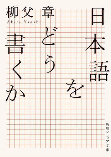 日本語をどう書くか / 柳父章