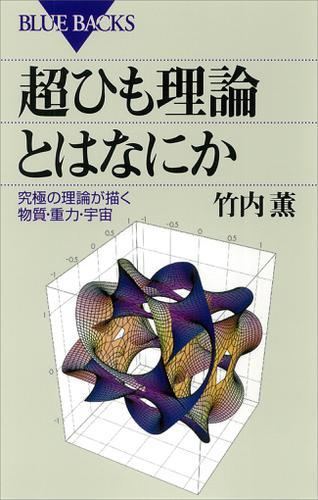 超ひも理論とはなにか : 究極の理論が描く物質・重力・宇宙 / 竹内薫