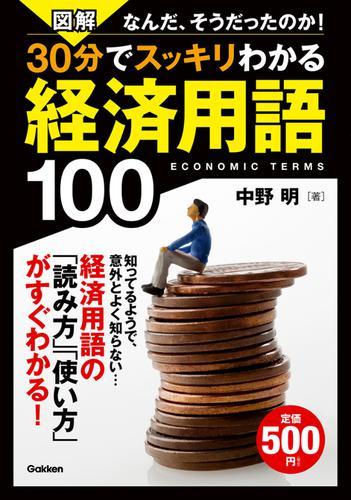図解 30分でスッキリわかる経済用語100 / 中野明