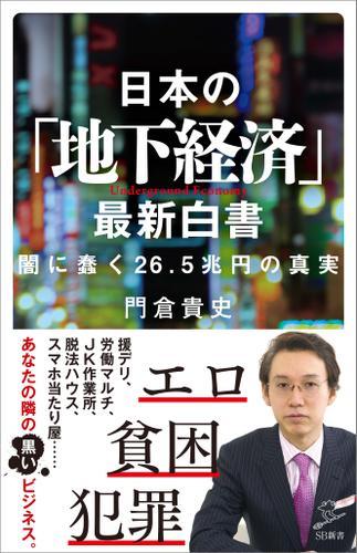 日本の「地下経済」最新白書 闇に蠢く26.5兆円の真実 / 門倉貴史