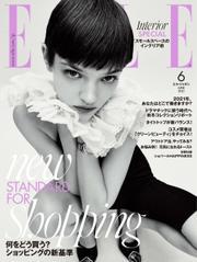 エル・ジャポン(ELLE JAPON) (2021年6月号) / ハースト婦人画報社
