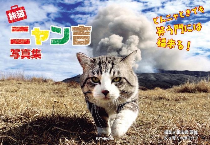 旅猫ニャン吉写真集 どんニャときでも笑う門には福来る! / 飯法師昭誠