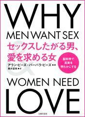 セックスしたがる男、愛を求める女 / アラン・ピーズ