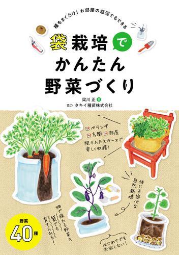 袋栽培でかんたん野菜づくり / 梁川正