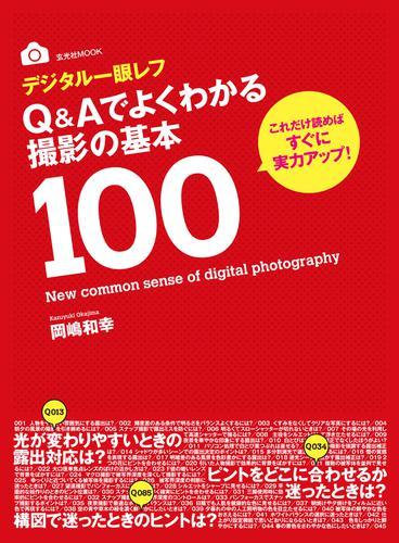 デジタル一眼レフQ&Aでよくわかる撮影の基本100 / 岡嶋和幸