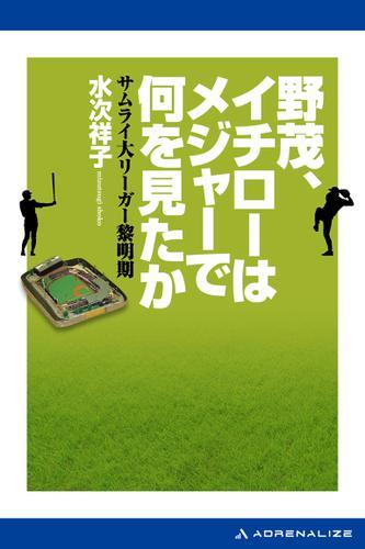 野茂、イチローはメジャーで何を見たか / 水次祥子