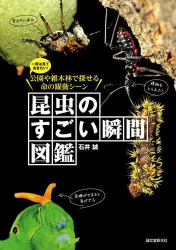 昆虫のすごい瞬間図鑑 / 石井誠