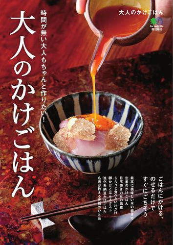 大人のかけごはん (2017/03/06) / エイ出版社