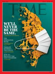 TIME (2021年6/21・6/28号) / Time Magazine Hong Kong Limited