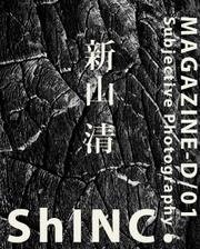 ShINC.MAGAZINE-D/01 / 五味彬