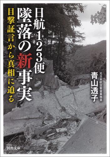 日航123便 墜落の新事実 目撃証言から真相に迫る / 青山透子