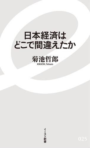 日本経済はどこで間違えたか / 菊池哲郎