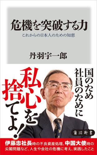 危機を突破する力 これからの日本人のための知恵 / 丹羽宇一郎