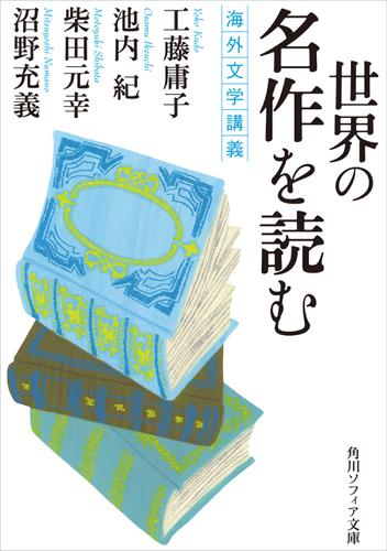 世界の名作を読む 海外文学講義 / 工藤庸子