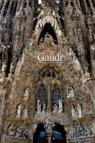 Gaudi 写真集 / 山澤伸