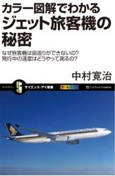 カラー図解でわかるジェット旅客機の秘密 なぜ旅客機は宙返りができないの?飛行中の速度はどうやって測るの?