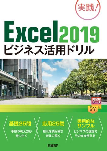 Excel 2019ビジネス活用ドリル / 山崎 紅