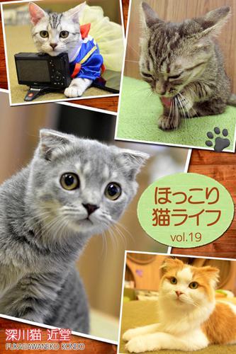 ほっこり猫ライフ vol.19 / BlueLabel
