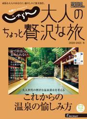 じゃらんMOOKシリーズ 大人のちょっと贅沢な旅  (2020-2021冬号) / リクルート