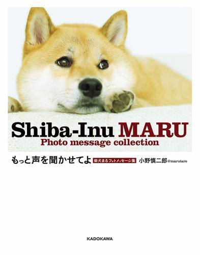 もっと声を聞かせてよ 柴犬まるフォトメッセージ集 / 小野慎二郎