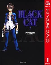 BLACK CAT 1 / 矢吹健太朗