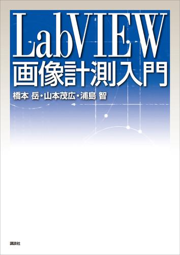 LabVIEW画像計測入門 / 橋本岳