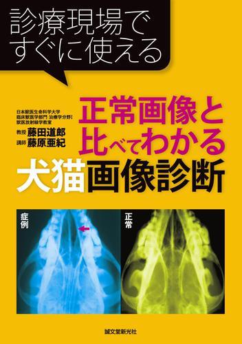 正常画像と比べてわかる犬猫画像診断 / 藤田道郎