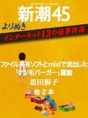 よりぬき インターネット13の怪事件簿―新潮45 eBooklet / 菊地正憲