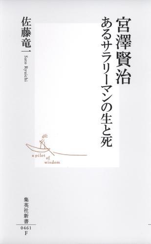 宮澤賢治 あるサラリーマンの生と死 / 佐藤竜一