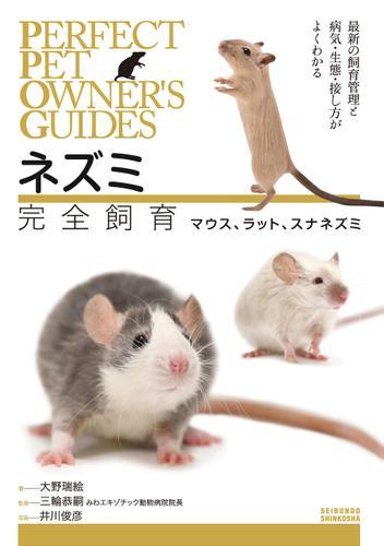 ネズミ完全飼育  マウス、ラット、スナネズミ / 大野瑞絵