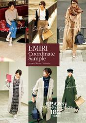EMIRI Coordinate Sample - Autumn-Winter/183styles -