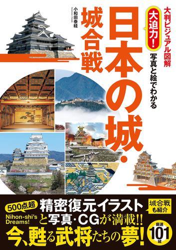 大判ビジュアル 図解 大迫力! 写真と絵でわかる 日本の城・城合戦 / 小和田泰経