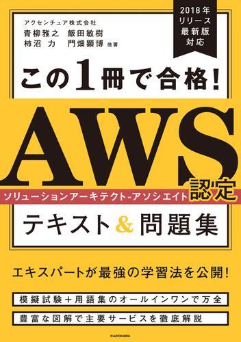 この1冊で合格! AWS認定ソリューションアーキテクト - アソシエイト テキスト&問題集 / アクセンチュア株式会社