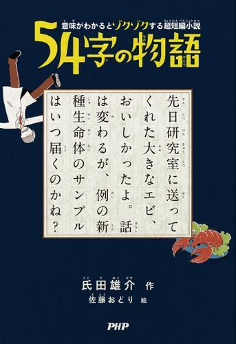 意味がわかるとゾクゾクする超短編小説 54字の物語 / 氏田雄介