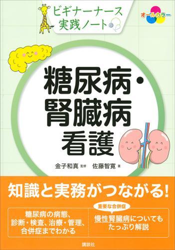 ビギナーナース実践ノート 糖尿病・腎臓病看護 / 金子和真