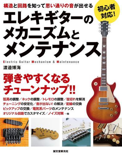 エレキギターのメカニズムとメンテナンス / 渡邉博海