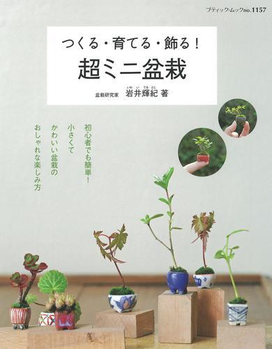 つくる・育てる・飾る! 超ミニ盆栽 / 岩井輝紀