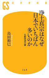 浄土真宗はなぜ日本でいちばん多いのか 仏教宗派の謎 / 島田裕巳