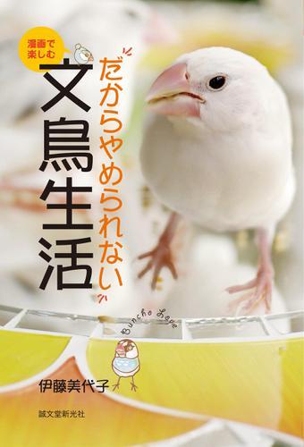 漫画で楽しむ!だからやめられない文鳥生活 / 伊藤美代子