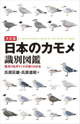決定版 日本のカモメ識別図鑑 / 氏原巨雄