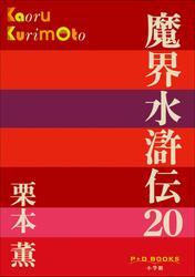 P+D BOOKS 魔界水滸伝