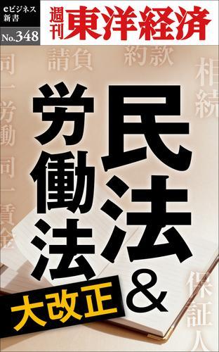 民法&労働法大改正-週刊東洋経済eビジネス新書No.348 / 週刊東洋経済編集部