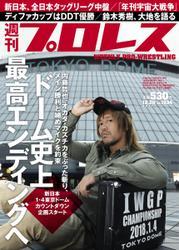 週刊プロレス (2017年12/20号)