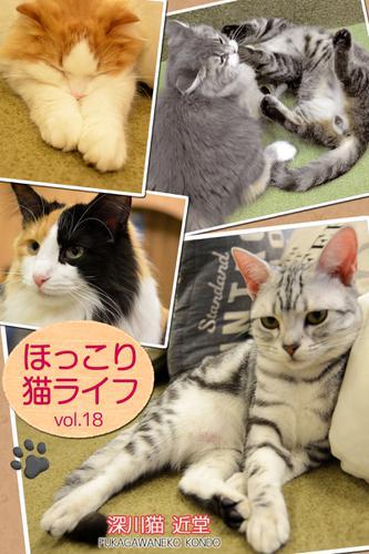 ほっこり猫ライフ vol.18 / BlueLabel