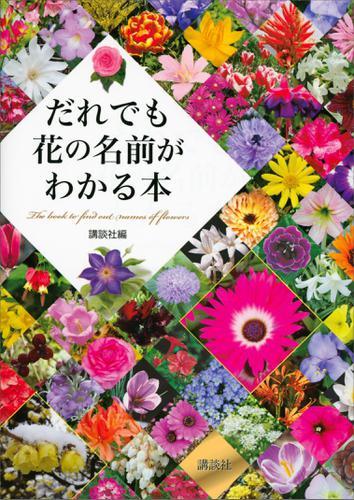 だれでも花の名前がわかる本 / 講談社