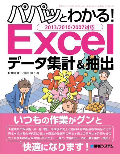 パパッとわかる! Excelデータ集計&抽出 2013/2010/2007対応 / 城井田勝仁
