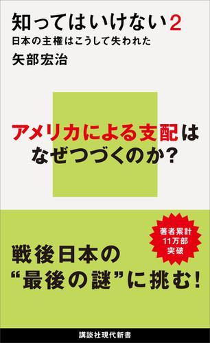 知ってはいけない2 日本の主権はこうして失われた / 矢部宏治