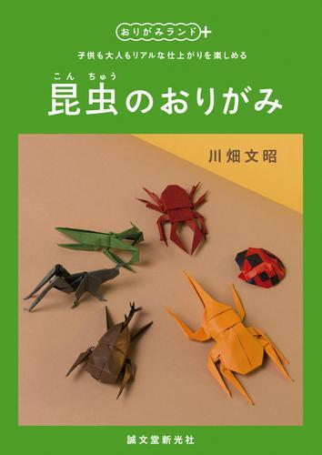 昆虫のおりがみ / 川畑文昭