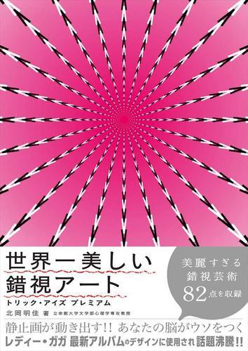 世界一美しい錯視アート トリック・アイズプレミアム / 北岡明佳