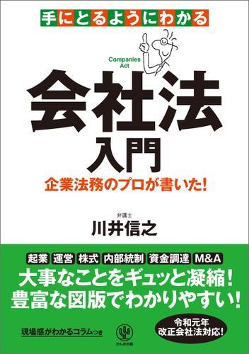 手にとるようにわかる会社法入門 / 川井信之